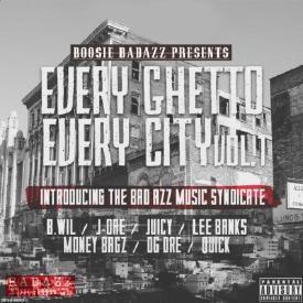 Boosie Badazz Feat Bando Jonez-My Niggaz
