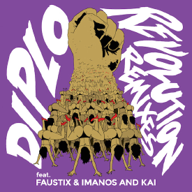 Revolution (Paper Diamond Remix) [feat. Faustix & Imanos and Kai]