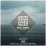 PascalJunior - Adio (Pascal Junior Remix) Cover Art
