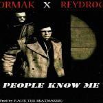 P.Aux Tha BeatMaker - People Know Me! Cover Art