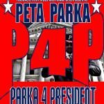 PETA PARKA - WAITED Cover Art