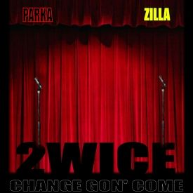 PETA PARKA - 2WICE- CHANGE GON COME Cover Art