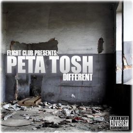 Petatosh - Different EP Cover Art