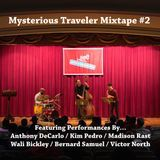 Phila Jazz Project - Mysterious Traveler Mixtape 2 Cover Art