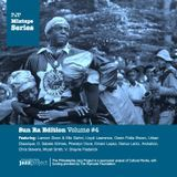 Phila Jazz Project - PJP Mixtape Series-Sun Ra Edition-Vol4  Cover Art