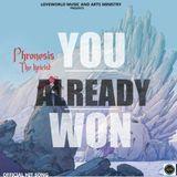 Phronesis The Lyricist - You Already Won Cover Art