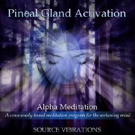 Pineal Gland Activation - Binaural Beat
