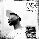 PKAYZ - My Time Is Coming LP Cover Art