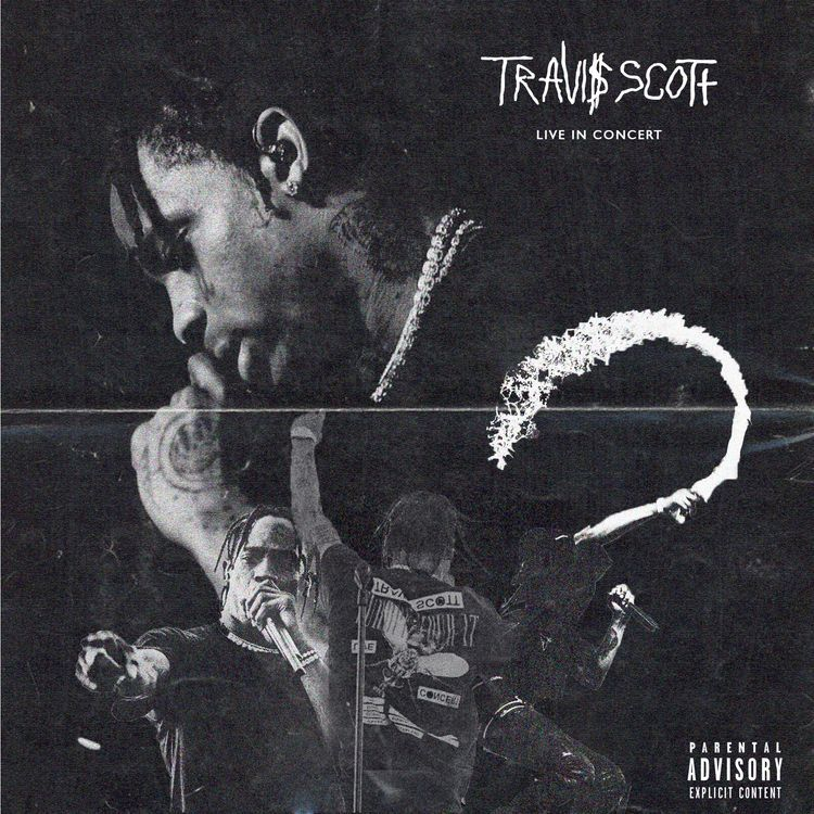 3e2a0400d28b Travis Scott: Live in Concert by Travis Scott, from playboi tommy ...