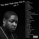 player7889 - The Best That Ever Did It  Vol. 1 Cover Art