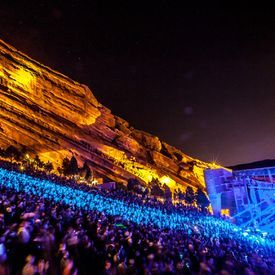 The Rhythm Is Invisible : Looking For Love - Pretty Lights Live @ Red Rocks