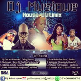 Dj Musique - House Ultimix uploaded by PMR - Listen