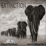 PoormanBeats Aka Manson - Extinction Prod X Poormanbeats Cover Art