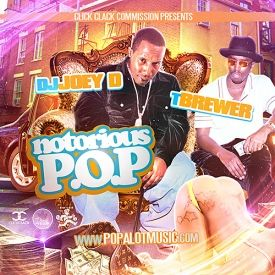 Pop-A-Lot - Notorious P.O.P Cover Art