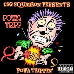 PowaTripp - Powa Trippin' Cover Art