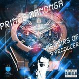 Prince Manonga - Memoirs Of a Producer Cover Art
