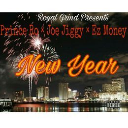 Prince Ro - New Year Cover Art