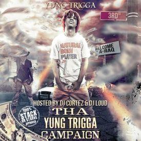 Promo Legend - Tha Yung Trigga Campaign Cover Art