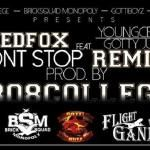 Promo Legend - Don't Stop (Remix) (Feat. Juno & Young Celeb) [Prod. By 808 College] Cover Art