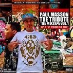 Promo Palace LLC - The Tribute Mixtape Vol.1 Cover Art