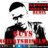 Prydoza Wabantu - Guys Ngiyashiselwa Remix Cover Art