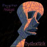 Psycho  Analyst - Depressed Cartoon Cover Art