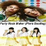 Ptera - Party Rock Maker (Ptera Bootleg) Cover Art