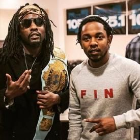 """Wale Ft. Kendrick Lamar Type beat """"In You"""" – PureBread Productions"""
