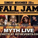 @pushmuzic - 45th Street Fall Jam Cover Art