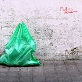Fall In Plastic