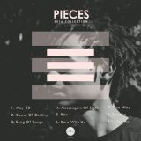 Q Aura - Pieces 2016 Cover Art