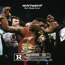 Q.Benjamin - Heavyweight Cover Art