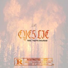 Q.Benjamin - Eyes Lie Cover Art
