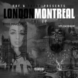 #QcUrbN - The London Montreal Ep Cover Art