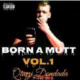 QuaziDondada - BORN A MUTT Cover Art