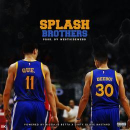 Que - Splash Brothers Cover Art