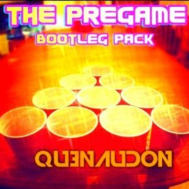 QUENAUDON - The Pre Game Cover Art