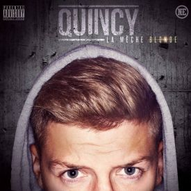 QUINCY - La Mèche Blonde Cover Art