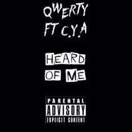 QWERTY_HYNNA - Heard of me Cover Art