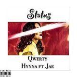 QWERTY_HYNNA - status Cover Art