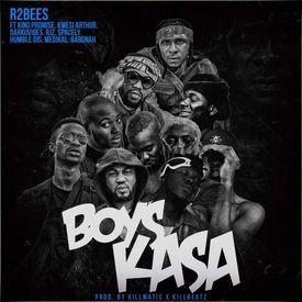 Boys Kasa ft. King Promise- Kwesi Arthur- Darkovibes- Rjz- Spacely- HumbleD