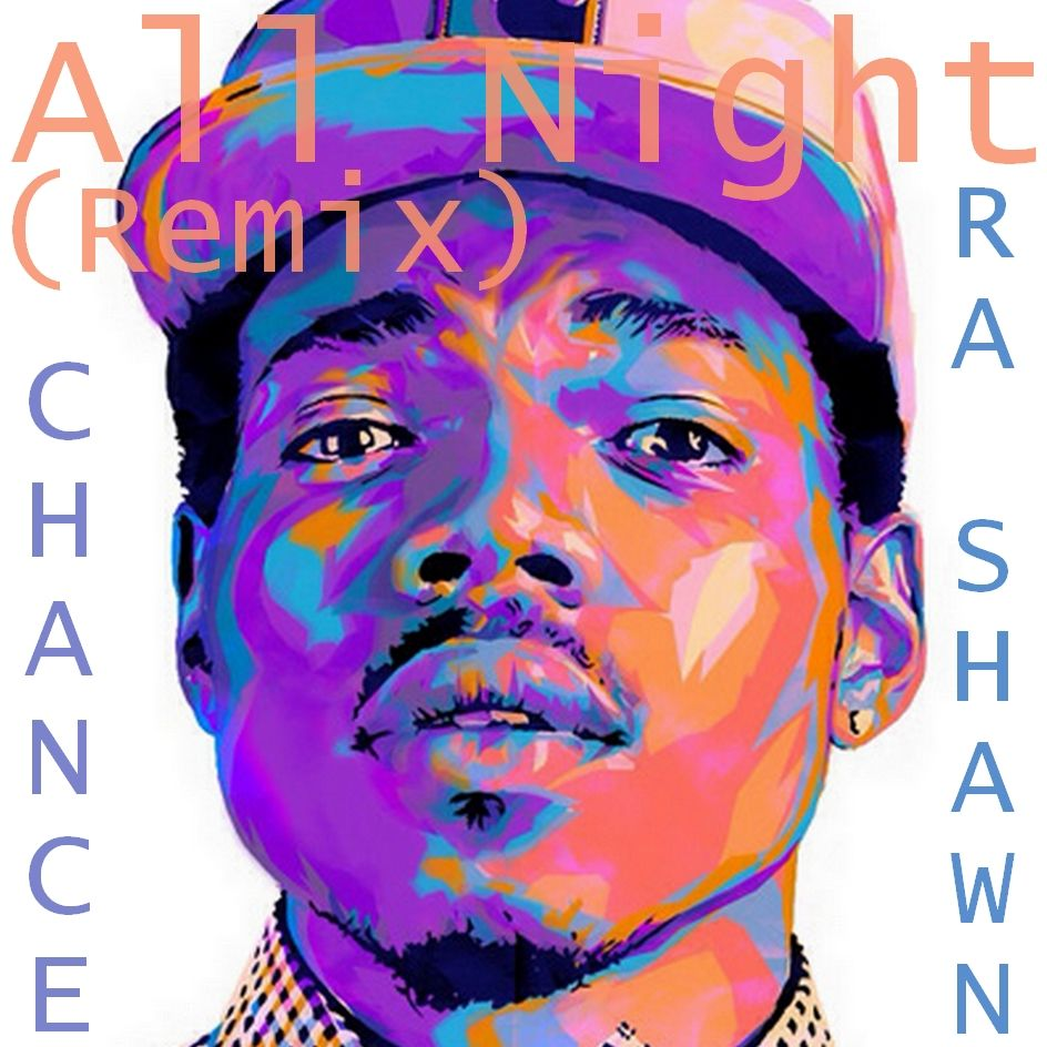 chance the rapper all night remix ft knox fortune ra shawn ft knox fortune ra shawn. Black Bedroom Furniture Sets. Home Design Ideas