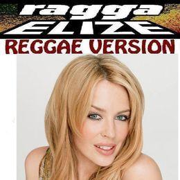 RAGGA ELIZE  Riddim & Vox - Kilye Minogue - Al The Lovers (reggae version) ragga elize prod. Cover Art