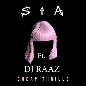 Sia - Cheap Thrills ft. Sean Paul (Dj Raaz Remix) UTG