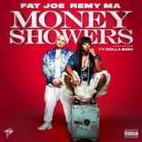 RapDose.com - Money Showers Cover Art