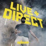 Rap-Ebashit - Live & Direct Cover Art