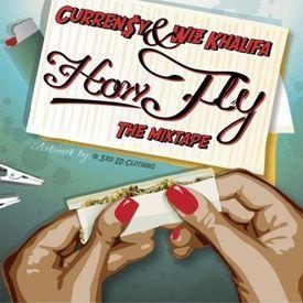 Rollin Up - Curren$y & Wiz Khalifa