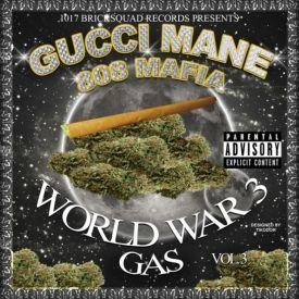 RapDose - World War 3: Gas Cover Art