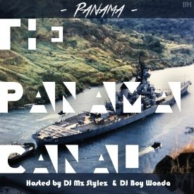 RapDose - The Panama Canal Cover Art
