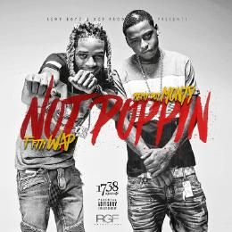 RapDose - Not Poppin (Dirty) Cover Art